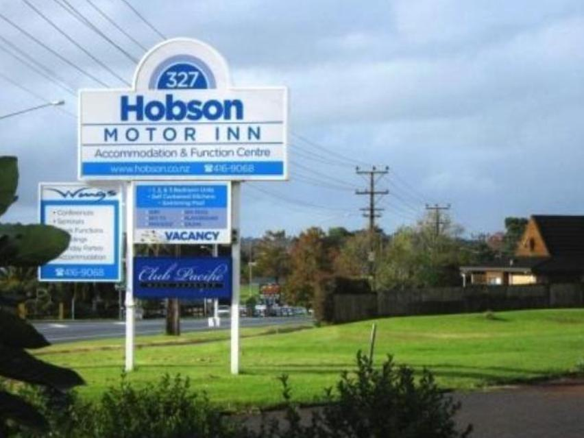 Hobson Motor Inn - Hotels and Accommodation in New Zealand, Pacific Ocean And Australia