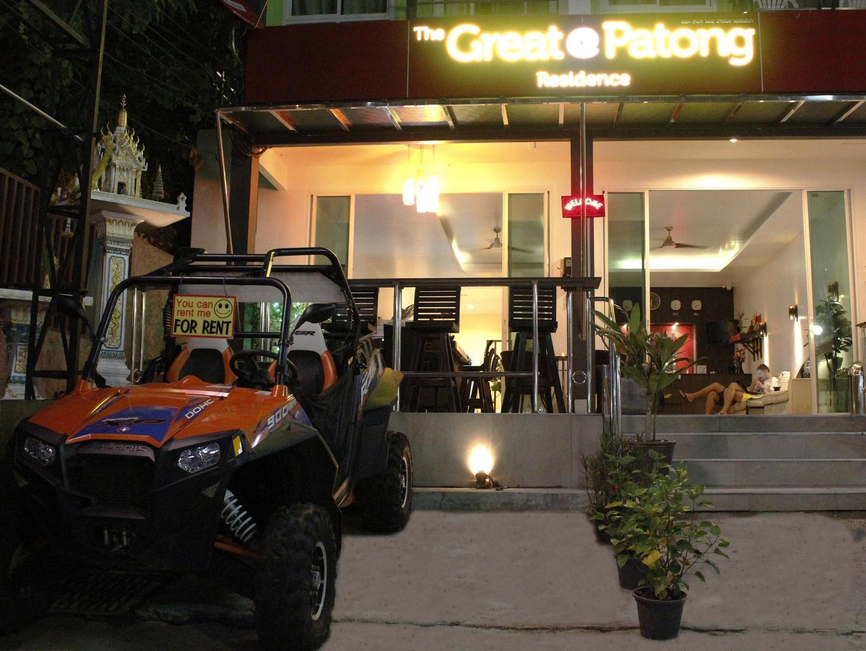 Hotell The Great@Patong Residence i Patong, Phuket. Klicka för att läsa mer och skicka bokningsförfrågan