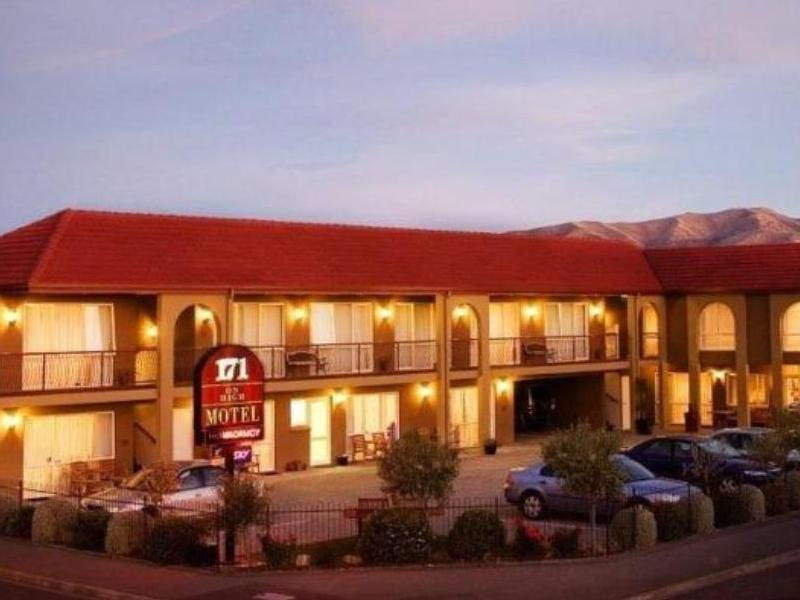 171 on High Motel - Hotels and Accommodation in New Zealand, Pacific Ocean And Australia