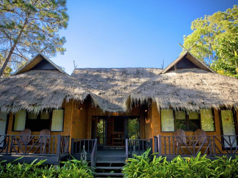 Hmong Hilltribe Lodge - Hotels and Accommodation in Thailand, Asia