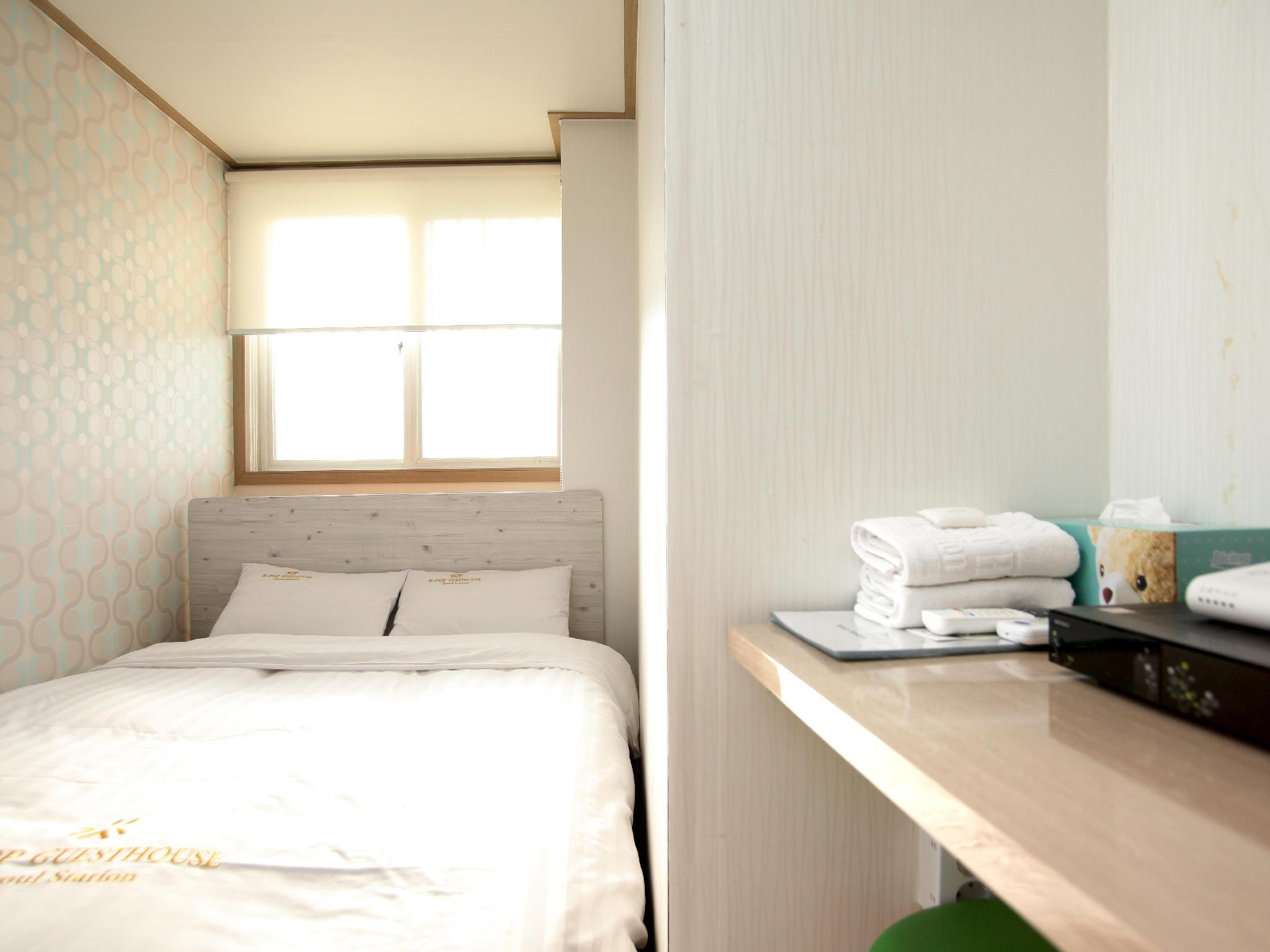 K Pop Guesthouse Seoul Station - Hotels and Accommodation in South Korea, Asia