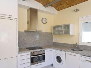 BBarcelona Apartments Penthouse with Terrace Sagrada Familia Barcelona - Kitchen