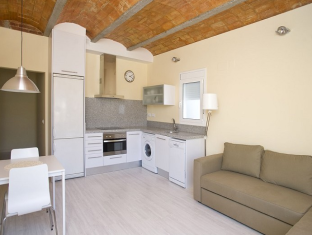 BBarcelona Apartments Penthouse with Terrace Sagrada Familia Barcelona - Suite Room