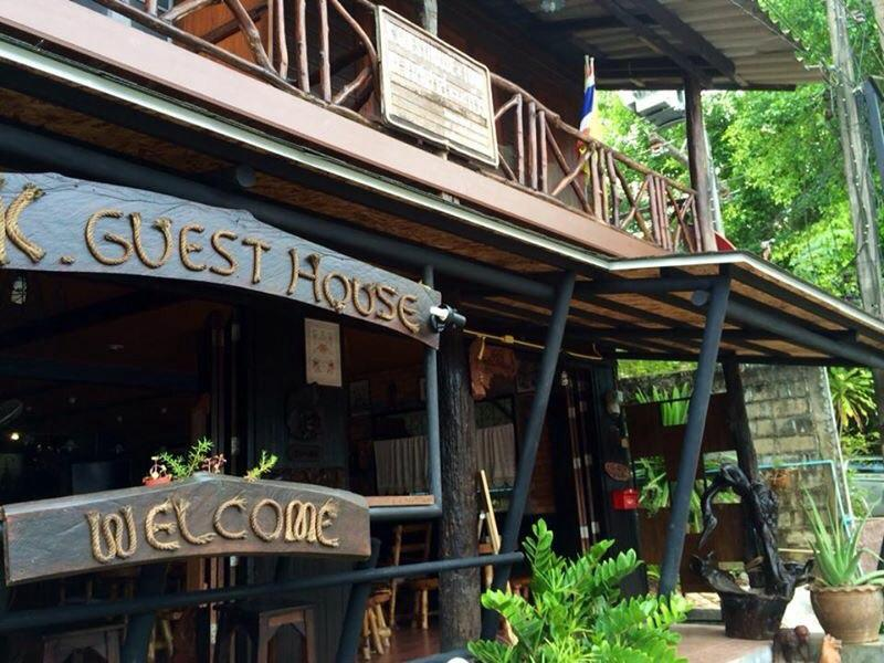 K Guesthouse - Hotels and Accommodation in Thailand, Asia