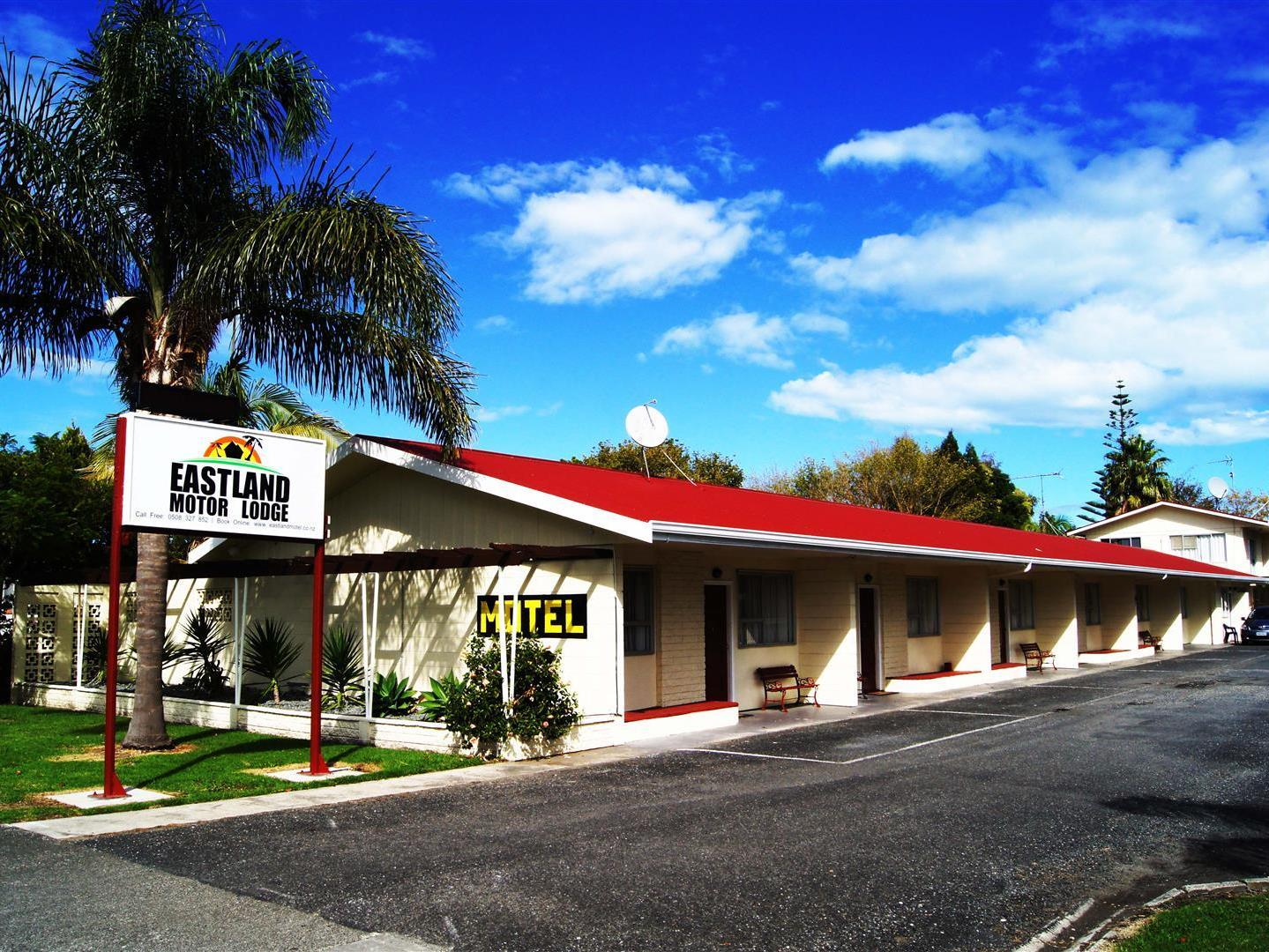 Eastland Motor Lodge - Hotels and Accommodation in New Zealand, Pacific Ocean And Australia