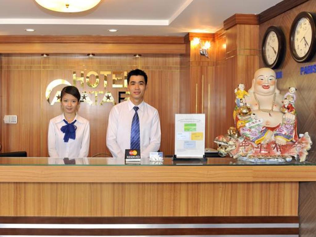 Avatar Hotel Saigon - Hotell och Boende i Vietnam , Ho Chi Minh City
