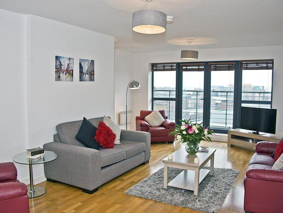 Base Serviced Apartments Duke Street Liverpool