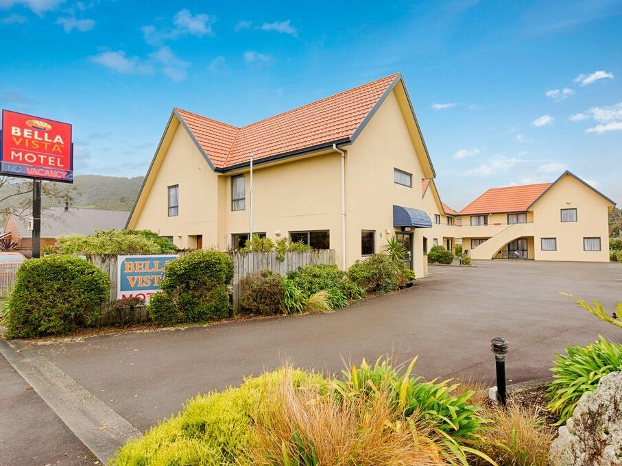 Bella Vista Motel - Hotels and Accommodation in New Zealand, Pacific Ocean And Australia