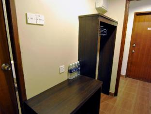 Place2Stay @ City Centre Kuching - Room Entrance
