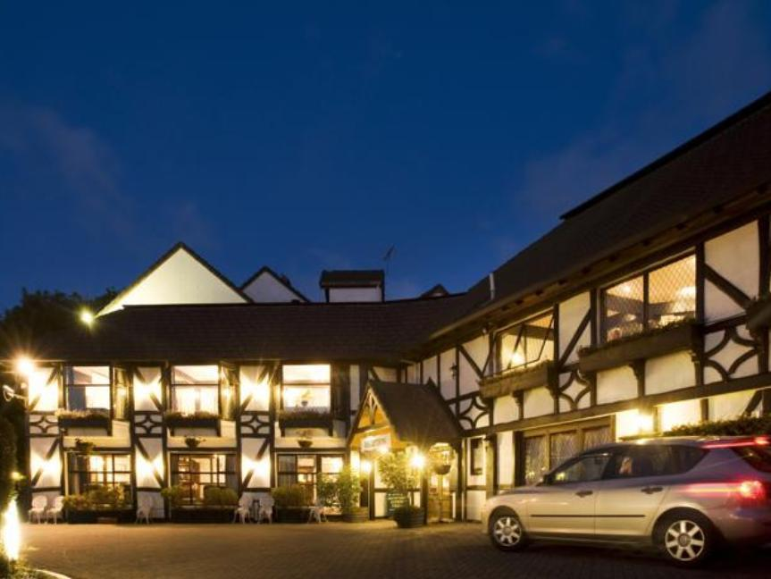 The Surrey Hotel - Hotels and Accommodation in New Zealand, Pacific Ocean And Australia
