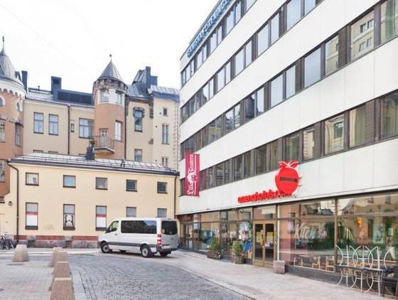 Omena Hotel Helsinki Yrjonkatu