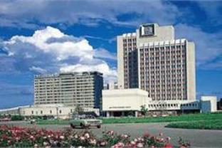 ユビレイナヤ ホテルの外観