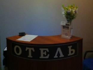 Mini Hotel On Tsvetnoy Boulevard Moscow - Reception