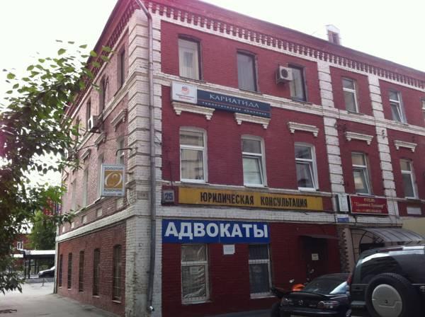 Mini Hotel On Tsvetnoy Boulevard Moscow - Exterior