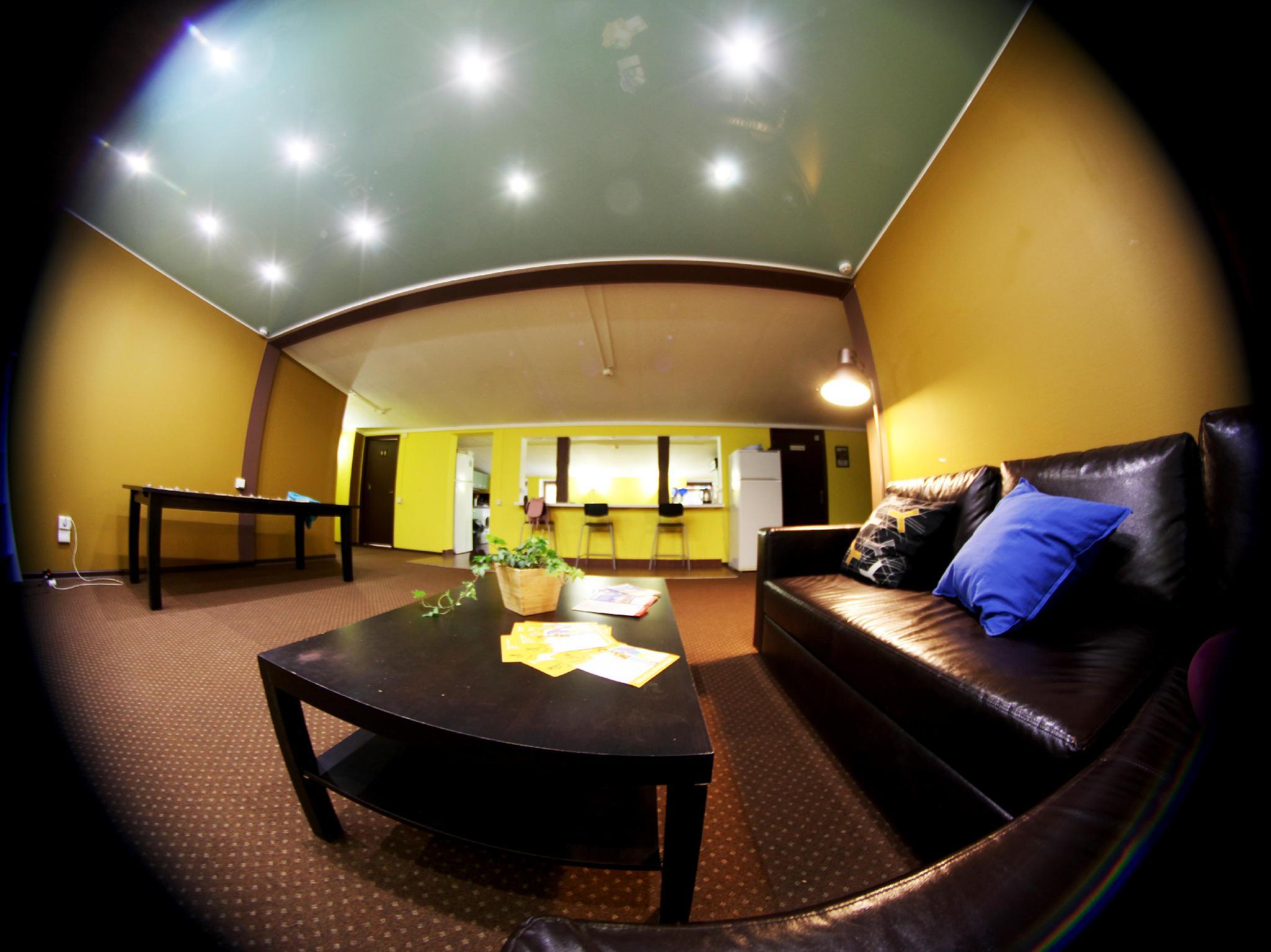Cinema Hostel
