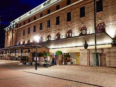 Clarion Hotel Post Gothenburg - Pub/Lounge