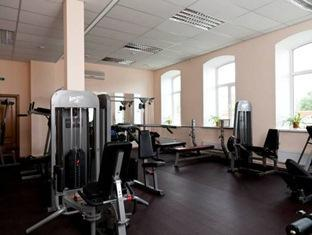 Hotel Le Ton Moscow - Fitness Room