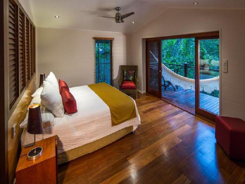 Hotell Silky Oaks Lodge Hotel