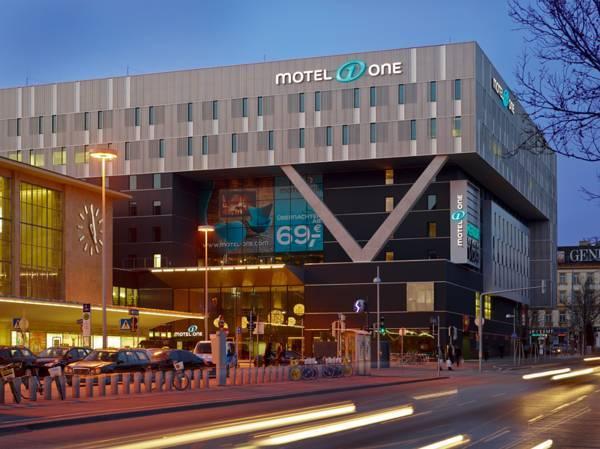 Motel One Wien Westbahnhof