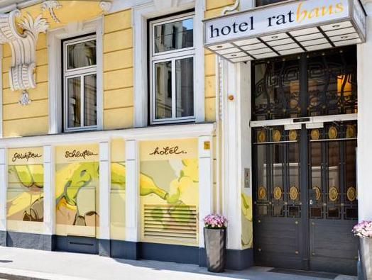 Hotel Rathaus Wein And Design