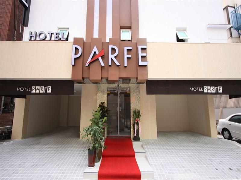 Parfe Hotel Shinchon - Hotels and Accommodation in South Korea, Asia