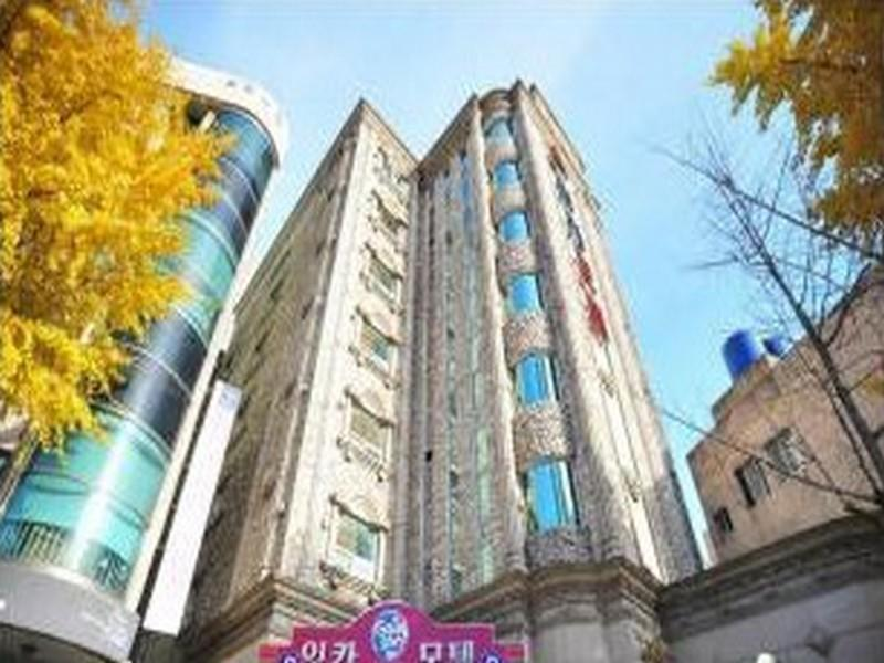 Inka Motel Buamdong - Hotels and Accommodation in South Korea, Asia