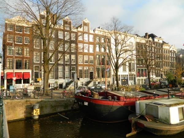 Amstel Deluxe Apartment Amsterdam - Exterior