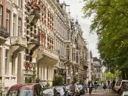 Oosterpark Apartment Amsterdam - Exterior