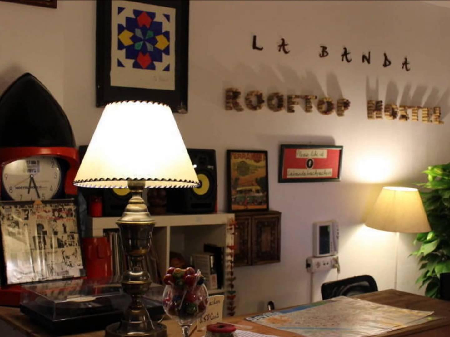 The Living Roof Hostel Sevilla
