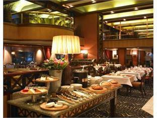 Southern Sun Elangeni Hotel Durban - Restaurant
