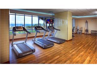 Southern Sun Elangeni Hotel Durban - Fitness Room