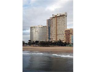 Southern Sun Elangeni Hotel Durban - Exterior