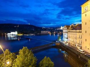 Charles Bridge Palace Hotel Prague - View