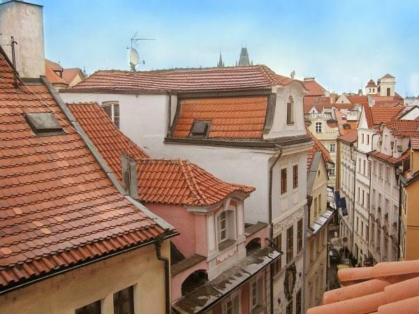Royal Route Aparthouse Praag - Hotel exterieur