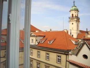 Royal Route Aparthouse Praag - Uitzicht