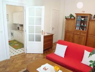 Royal Route Aparthouse Praag - Lobby