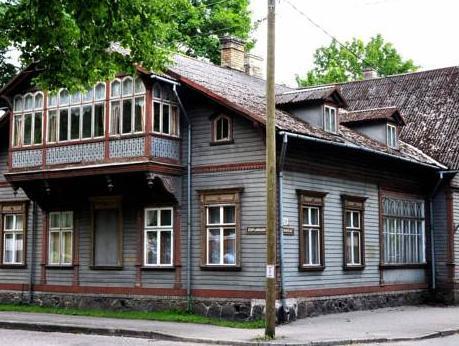 Tiia Guesthouse بارنو - المظهر الخارجي للفندق