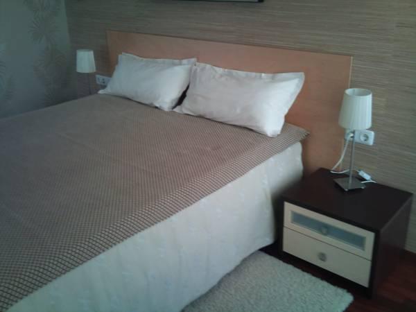 Aavo Apartments פרנו - חדר שינה