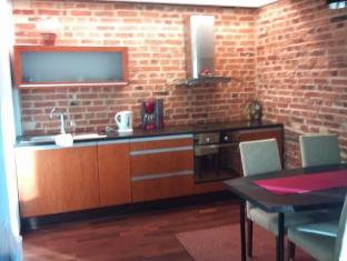 Aavo Apartments פרנו - בית המלון מבפנים