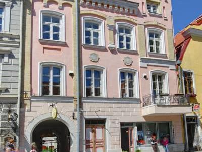Ites Pikk Old Town Apartments تالين - المظهر الخارجي للفندق