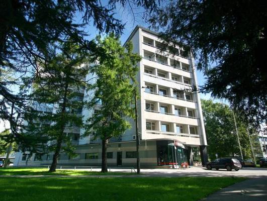 Spa Estonia Park Building Hotel פרנו - בית המלון מבחוץ