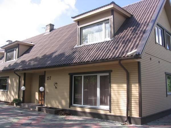Tk Apartments Tartu - Exterior