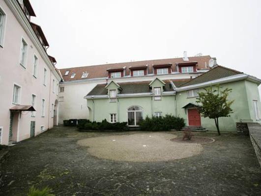 Luscher And Matiesen Apartment Tallinn - Εξωτερικός χώρος ξενοδοχείου