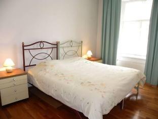 Vene Residence טלין - חדר שינה
