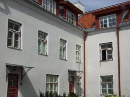 Toompea Apartments Tallinn - Hotellet från utsidan