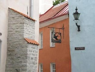 Toompea Apartments Tallinn - Hotel z zewnątrz