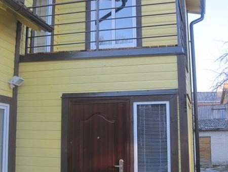 Parnu Apartments بارنو - المظهر الخارجي للفندق