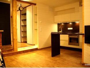 Liivalaia Stockmann Apartment טלין - בית המלון מבפנים