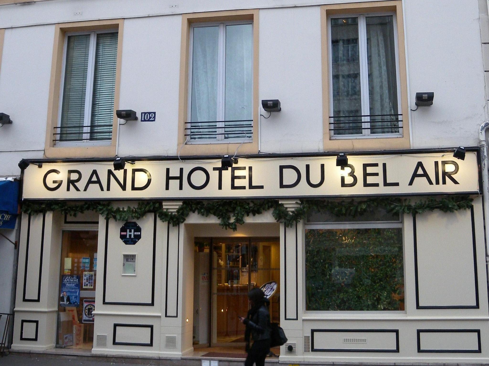 グランドホテル ドゥ ベルエア
