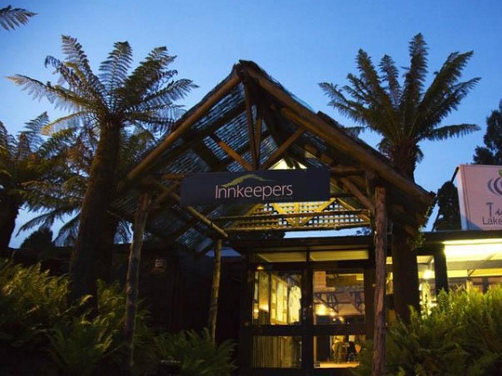 Tullah Lakeside Lodge - Hotell och Boende i Australien , Tullah